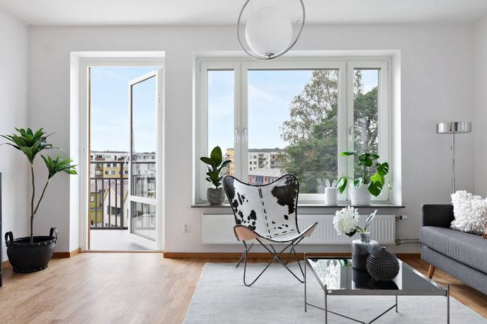 Bild: 2 rum bostadsrätt på Brännarvägen 7, Sundbybergs kommun Sundbyberg , Stora Ursvik