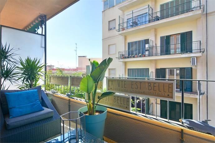 Bild: 3 rum bostadsrätt på Modern våning mitt i Palma, Spanien Palma | Mallorca