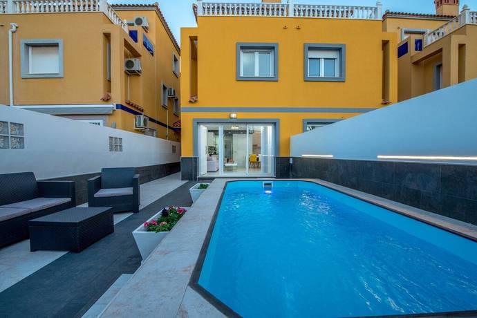 Bild: 3 rum radhus, Spanien La Zenia
