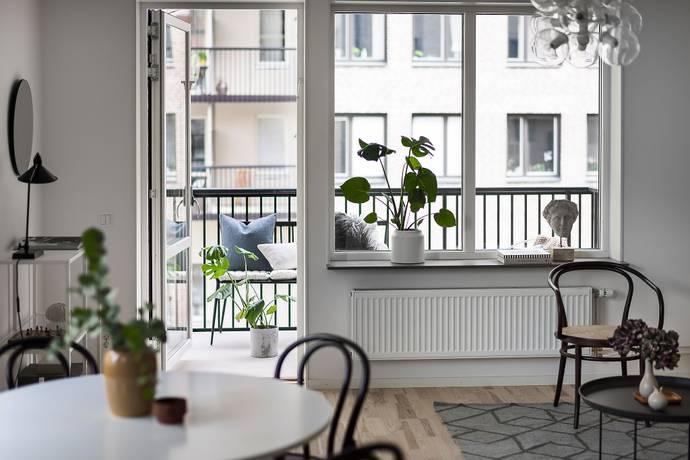 Bild: 3 rum bostadsrätt på Tideliusgränd 7, Stockholms kommun Södermalm - Katarina