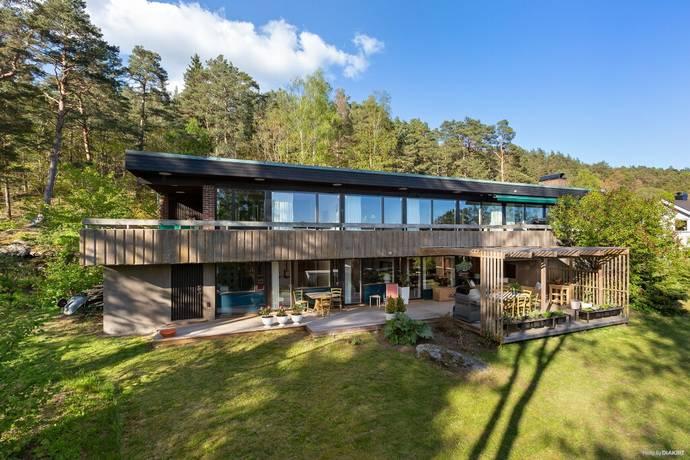 Bild: 7 rum villa på Ulvåsvägen 28, Partille kommun Paradiset