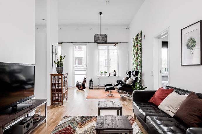 Bild: 2 rum bostadsrätt på Bäverns Gränd 15B, Uppsala kommun Centrum