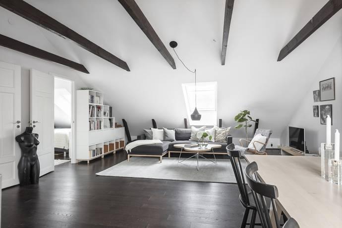 Bild: 4 rum bostadsrätt på Gustavsplatsen 1G, Göteborgs kommun Bagaregården
