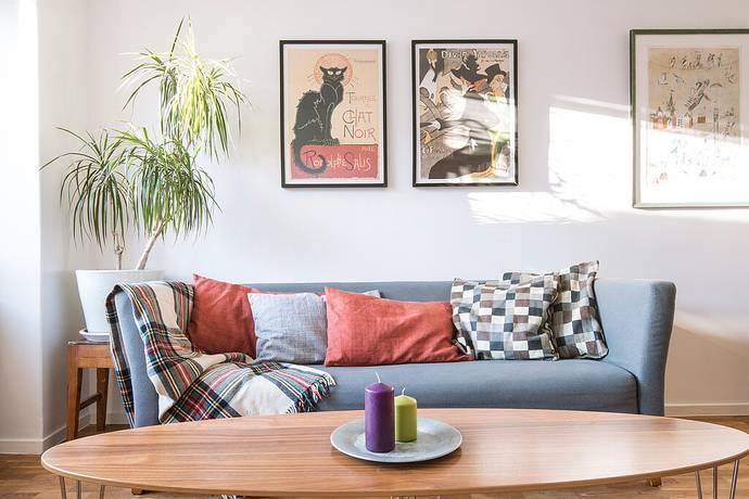 Bild: 3 rum bostadsrätt på Sjösavägen 69, Stockholms kommun Högdalen