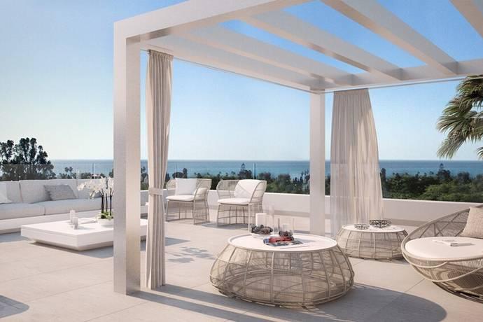 Bild: 3 rum bostadsrätt på Helt nya, moderna lägenheter och takvåningar.500 meter från stranden, Spanien Estepona - New Golden Mile