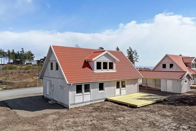 Bild: 3 rum villa på Fogdegatan 2, Åmåls kommun Höganäs
