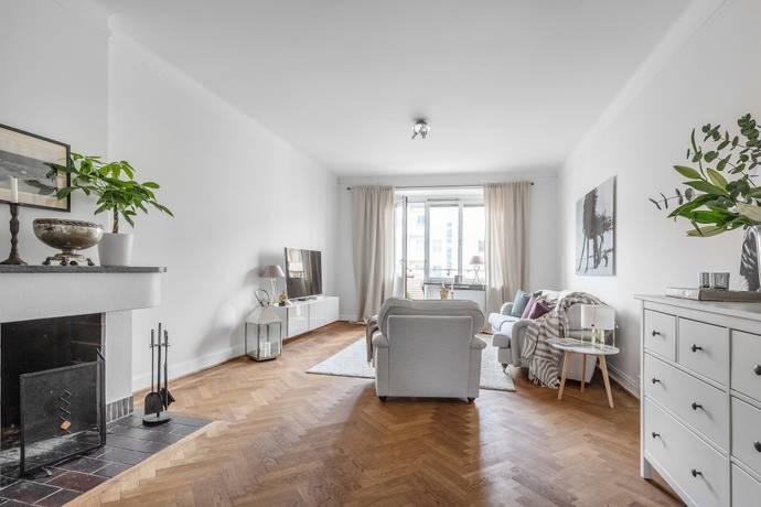 Bild: 2 rum bostadsrätt på Blanchegatan 14, 5tr, Stockholms kommun Gärdet