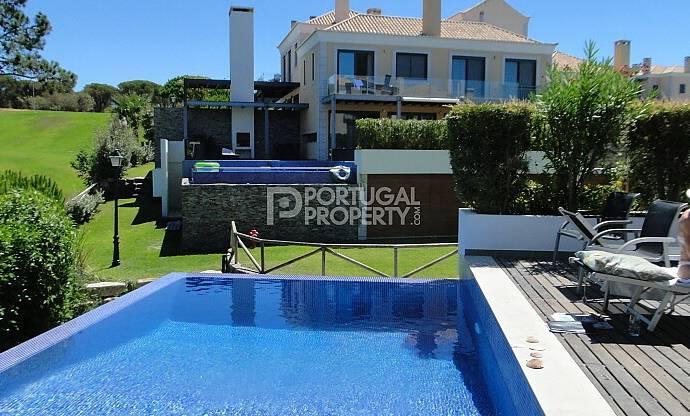 Bild: 300 m² villa på Vale do Lobo, Portugal