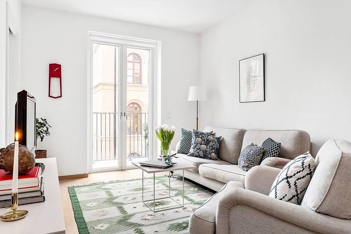 Bild: 2 rum bostadsrätt på Melodislingan 10, Stockholms kommun Östermalm