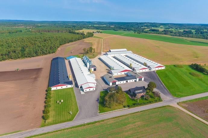Bild: 264 m² gård/skog på Lilluns Ägg - Tre högar, Halmstads kommun Perstorp - Halmstad