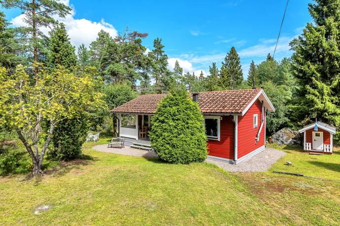 Bild: 2 rum villa på Gåstorpabacken 12, Norrtälje kommun Grovstanäs