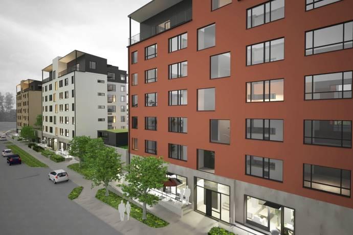 Bild: 1 rum bostadsrätt på Granängsvägen Lgh 101, Tyresö kommun Tyresö Centrum