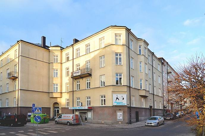 Bild: 2 rum bostadsrätt på Lovisinsgatan 9, Södertälje kommun Centrum