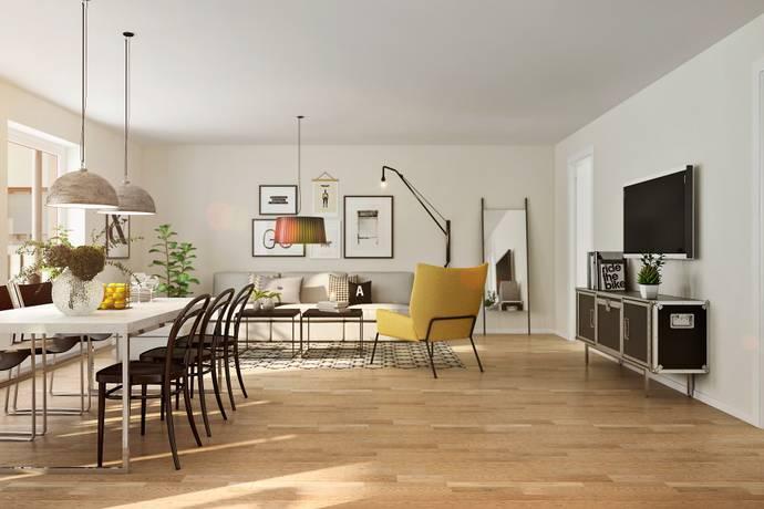 Bild: bostadsrätt, Västerås kommun