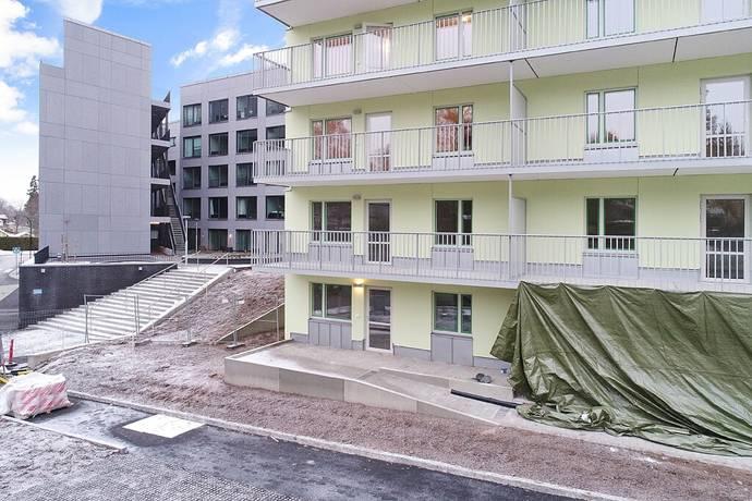 Bild: 3 rum bostadsrätt på Ugglevägen 11, Sollentuna kommun Häggvik strand