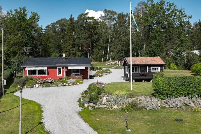 Bild: 3 rum villa på Vallby-Österby  2, Enköpings kommun