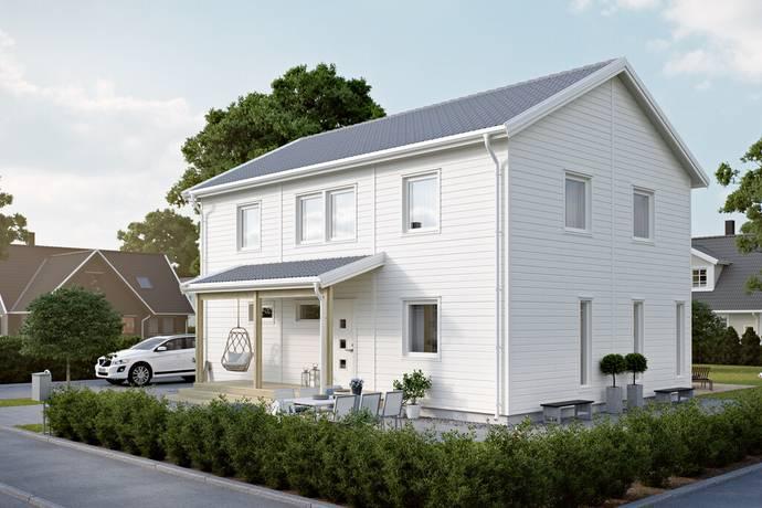 Bild: 163 m² villa på Jaktkanotvägen, Ronneby kommun Slättanäs