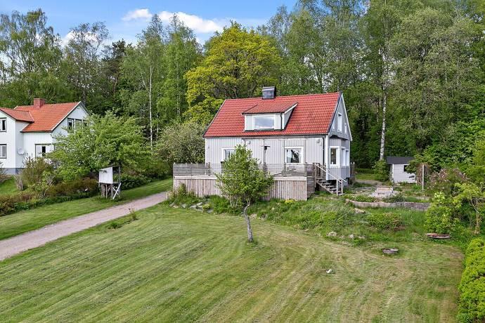 Bild: 6 rum villa på Hagens väg 9, Lerums kommun Sjövik