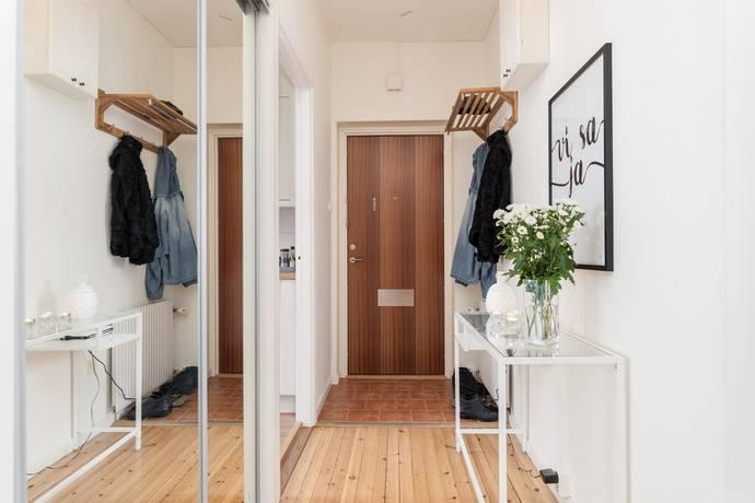 Bild: 2 rum bostadsrätt på Strandgatan 13B, Skellefteå kommun Centrala Stan