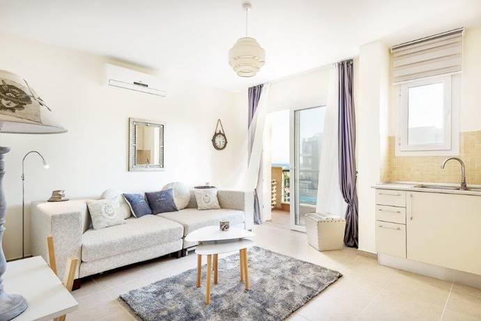 Bild: 1 rum bostadsrätt på Thalassa Beach Resort, studio, Cypern Bafra