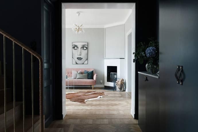 Bild: 5,5 rum bostadsrätt på Fryxellsgatan 3B, Stockholms kommun Östermalm