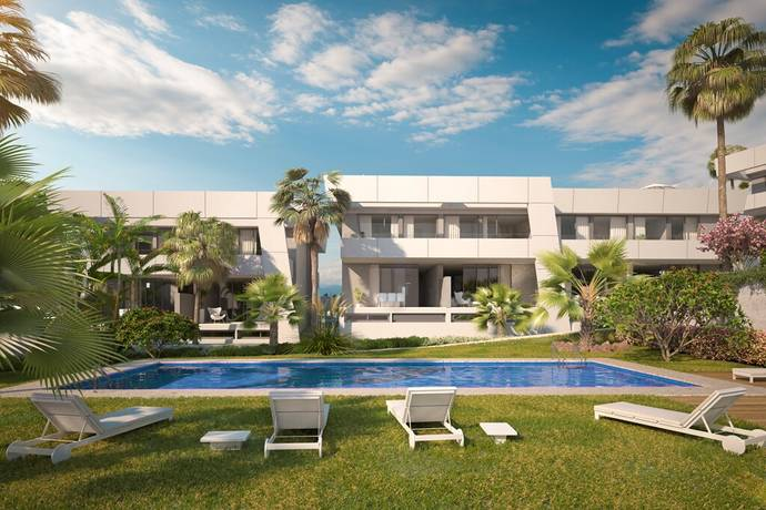 Bild: 4 rum bostadsrätt på Nyproduktion, La Finca de Marbella 2 Townhouses!, Spanien Marbella - Rio Real
