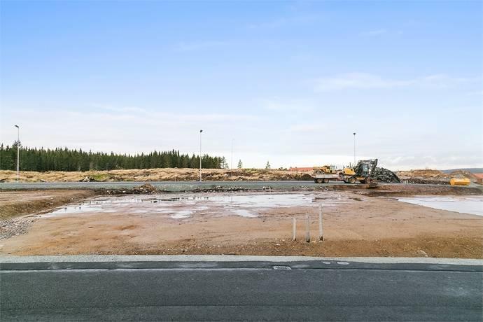 Bild: tomt på Järpstigen 4, Dals-Eds kommun Ed