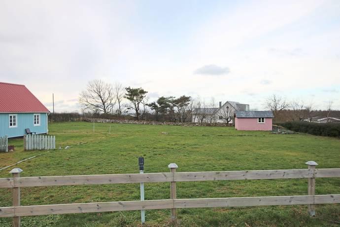 Bild: tomt på Tomtområde på Knopgränd, Båstads kommun Golfbanan