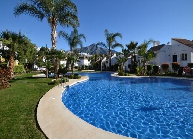 Bild: 3 rum bostadsrätt på Lägenhet beläget i Senorio de Gonzaga!, Spanien Marbella- Nueva Andalucia