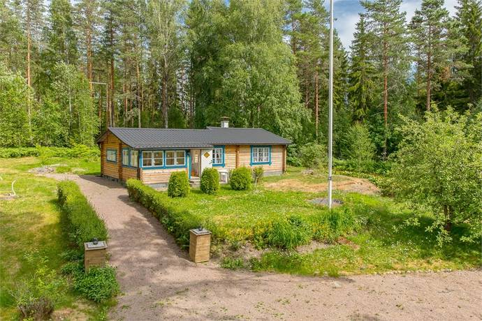 Bild: 3 rum fritidshus på Ölme Grytingsskogen 6, Kristinehamns kommun Ölme