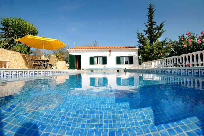 Bild: 7 rum villa på Alte, Loulé, Portugal Centrala Algarve