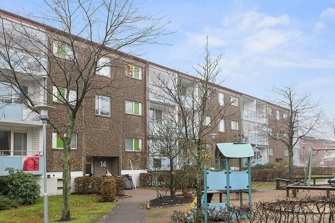 Bild: 3 rum bostadsrätt på Akkas gata 14, Göteborgs kommun Hisings Backa