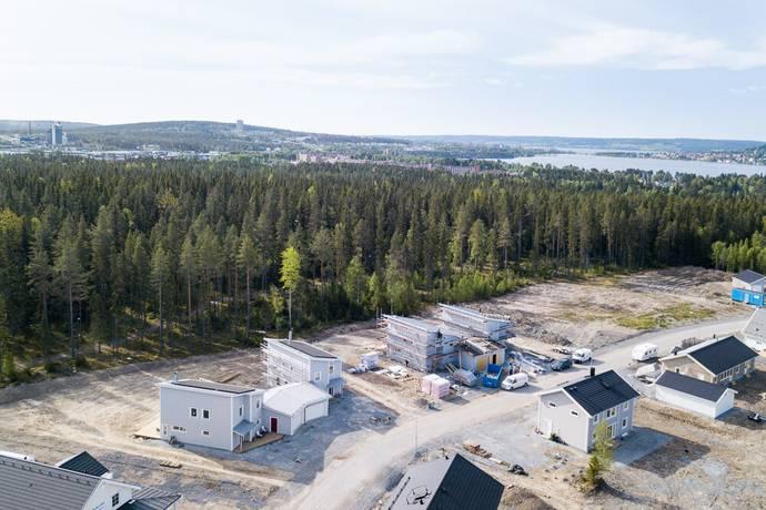 Bild: 6 rum villa på Sidensvansvägen 16, Östersunds kommun Brittsbo