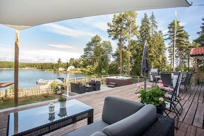 Bild: 5 rum fritidshus på Skärså 669, Söderhamns kommun