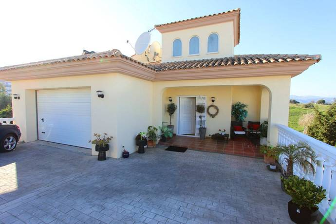 Bild: 7 rum villa på Fantastisk villa, Spanien Mijas Costa | Costa del Sol