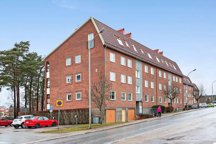 Bild: 1,5 rum bostadsrätt på Hörngatan 57, Trollhättans kommun Hjortmossen