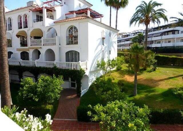 Bild: 3 rum bostadsrätt på Mysigt townhouse - Riviera Del Sol!, Spanien Costa del Sol - Mijas Costa