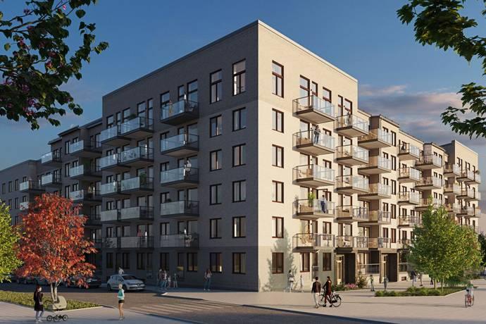 Bild från Barkarby, Järfälla kommun - Pionjären, Barkarby