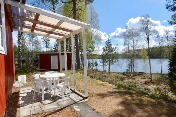 Bild: 1 rum fritidshus på Långbo 383, Ovanåkers kommun