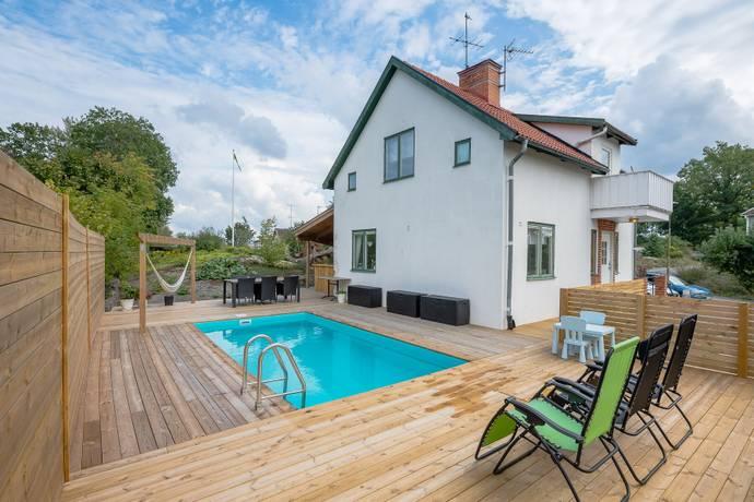 Bild: 4 rum villa på Ringvägen 11, Flens kommun Flen