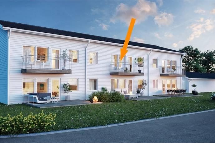 Bild: 4 rum bostadsrätt på Klackbergsvägen 70 (5 lgh), Norbergs kommun
