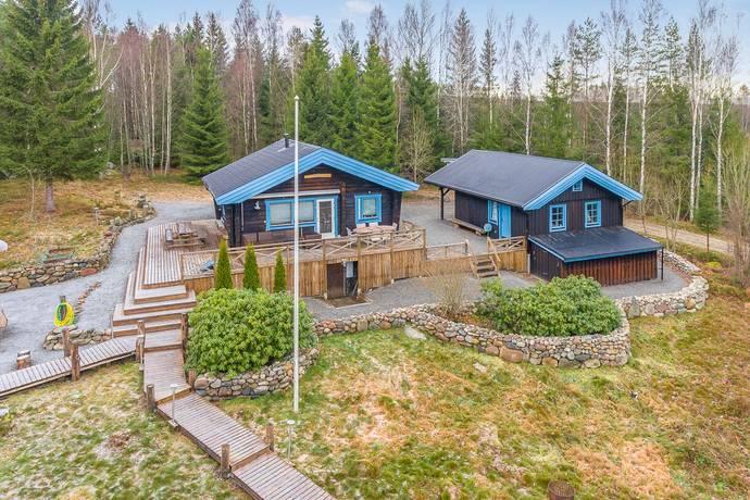 Bild: 3 rum fritidshus på Västra Naverstad 10, Tanums kommun Bullaren
