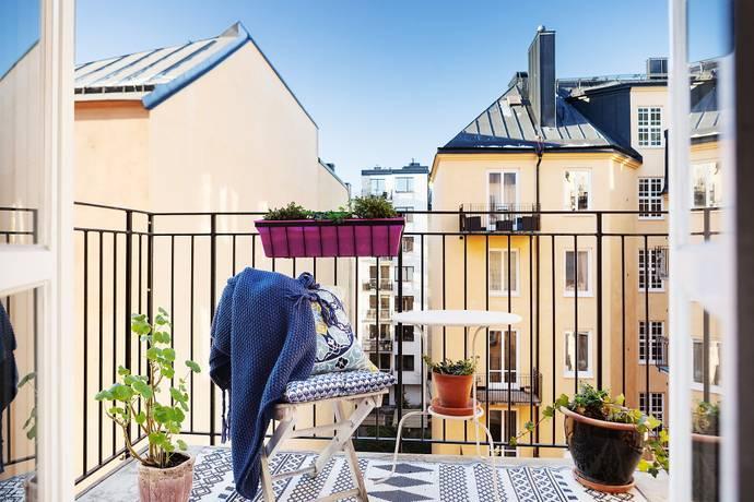 Bild: 2 rum bostadsrätt på Birger Jarlsgatan 115 A, 4 tr, Stockholms kommun Vasastan