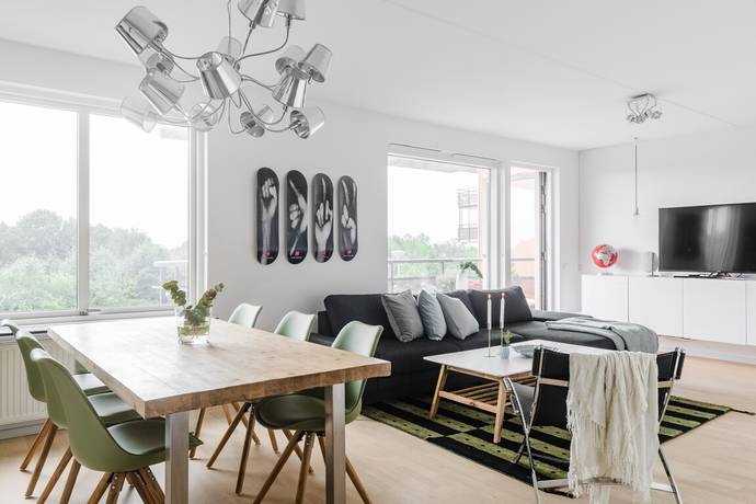 Bild: 2 rum bostadsrätt på Neversvägen 39, Lunds kommun Östra Torn