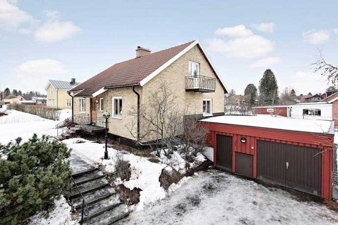 Bild: 5 rum villa på Kronbodgatan 3, Skellefteå kommun