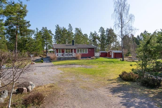 Bild: 3 rum fritidshus på Aprikosvägen 8, Valdemarsviks kommun Kaggebo