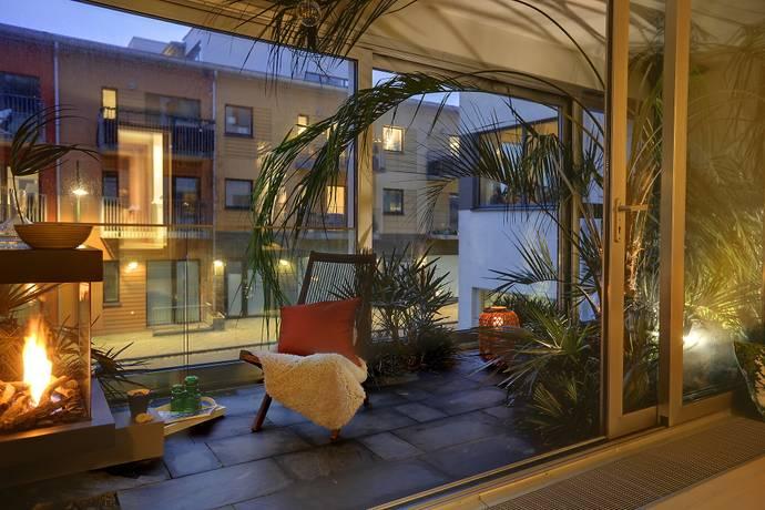 Bild: 4 rum bostadsrätt på Klyvaregränd 13, Malmö kommun Västra Hamnen