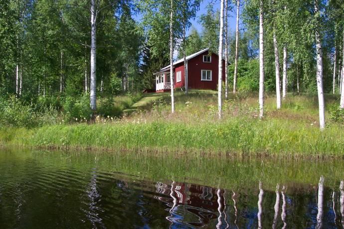 Bild: 2 rum fritidshus på Hotingsvägen 58, Strömsunds kommun Rossön