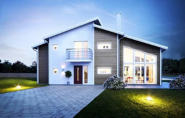 Bild: 6 rum villa på Movägen 23, Älvkarleby kommun Nybogård