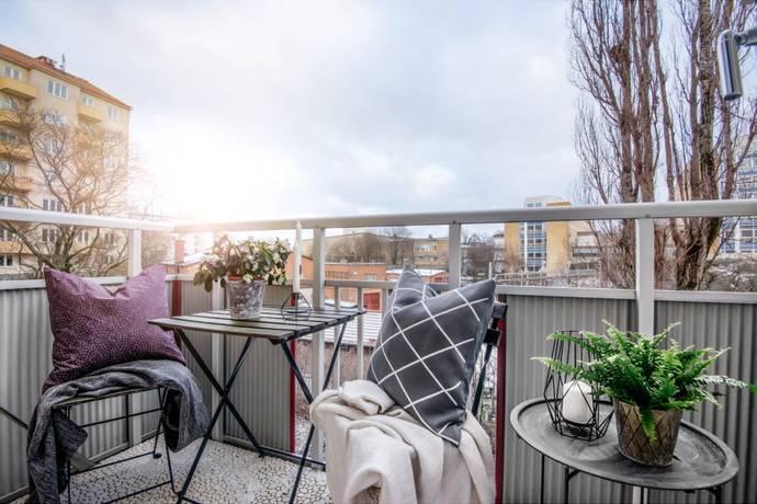 Bild: 2 rum bostadsrätt på Körsbärsvägen 10, Stockholms kommun Östermalm/ Vasastan